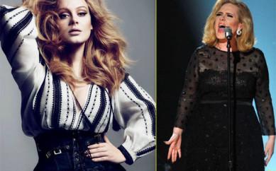 Adele in copertina su Vogue America e scatta la polemica del photoshop
