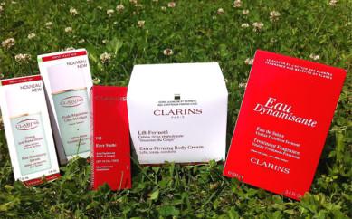 Un'estate piena di freschezza con Clarins