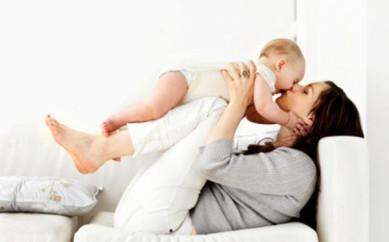 Mammoressia e quella voglia di tornare perfette dopo il parto