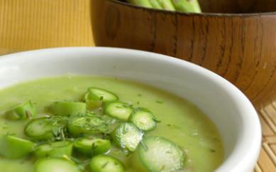 Crema agli asparagi (Kcal 69 ca)
