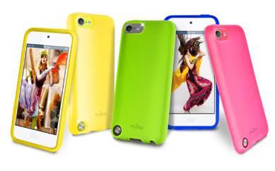 Colora il tuo iPod con le cover Puro