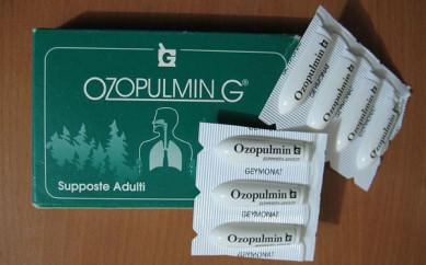 Farmaci contraffatti: se avete in casa l'OZOPULMIN, non usatelo