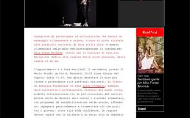 Appuntamenti di settembre: Miss Italia, BlogFest e Tweet Awards