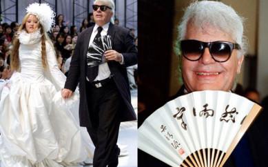 Karl Lagerfeld e la sua ossessione per le curvy: la denuncia di un'associazione francese