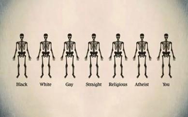 Stop al razzismo, siamo e saremo tutti uguali