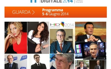 6 giugno Lucca: Conferenza Nazionale HD Forum Italia 2014