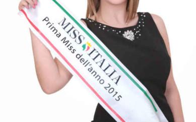Miss Italia: la prima miss dell'anno è curvy