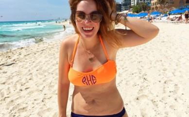 Il corpo dopo 3 gravidanze: la foto di Rachel diventata virale