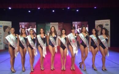 Le fasciate nazionali di Miss Italia 2015