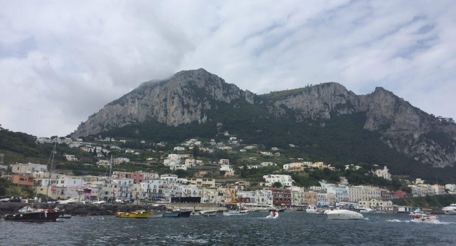 Vip champion: fotogallery del mio weekend a Capri
