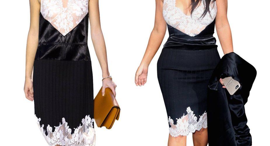 Abiti e fisicità: come cambia un vestito