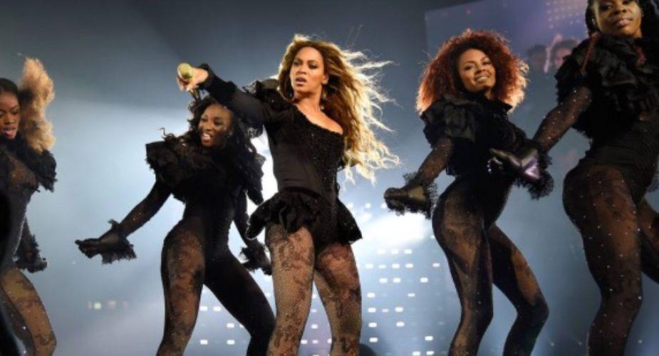 Beyonce, talento e curve mozzafiato a Milano