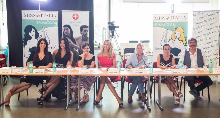 Miss Italia 2016: dalla giuria tecnica a quell'orgoglio curvy sul podio