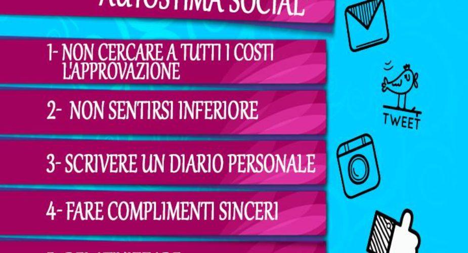 Autostima nei social: come comportarsi