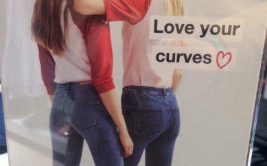 Lo spot delirante di Zara: ama le tue curve