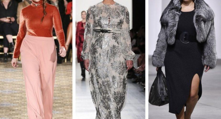 Le curvy impazzano nelle fashion week di tutto il mondo
