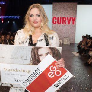 Curvy Supermodel: vince Isadee Jansen