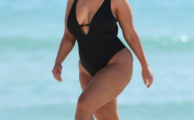 Ashley Graham e le foto senza photoshop