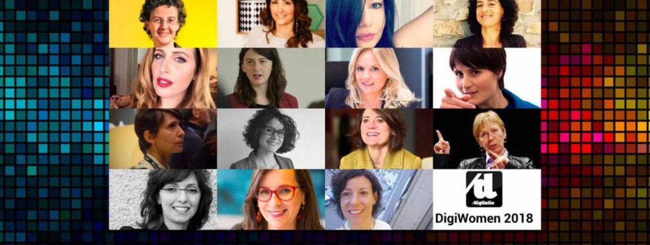 Le 15 donne più influenti nel web in Italia