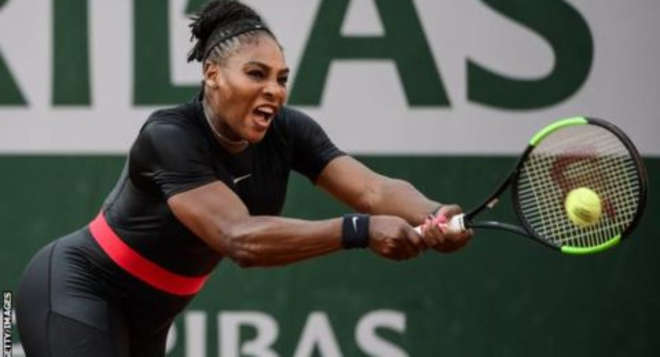 Serena Williams e le sue insicurezze