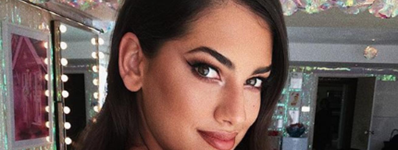 Lorena Duran, il volto Curvy di Victoria's Secret