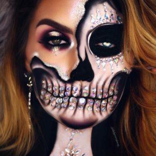 Halloween, make up e tutorial per la festa più tenebrosa dell'anno